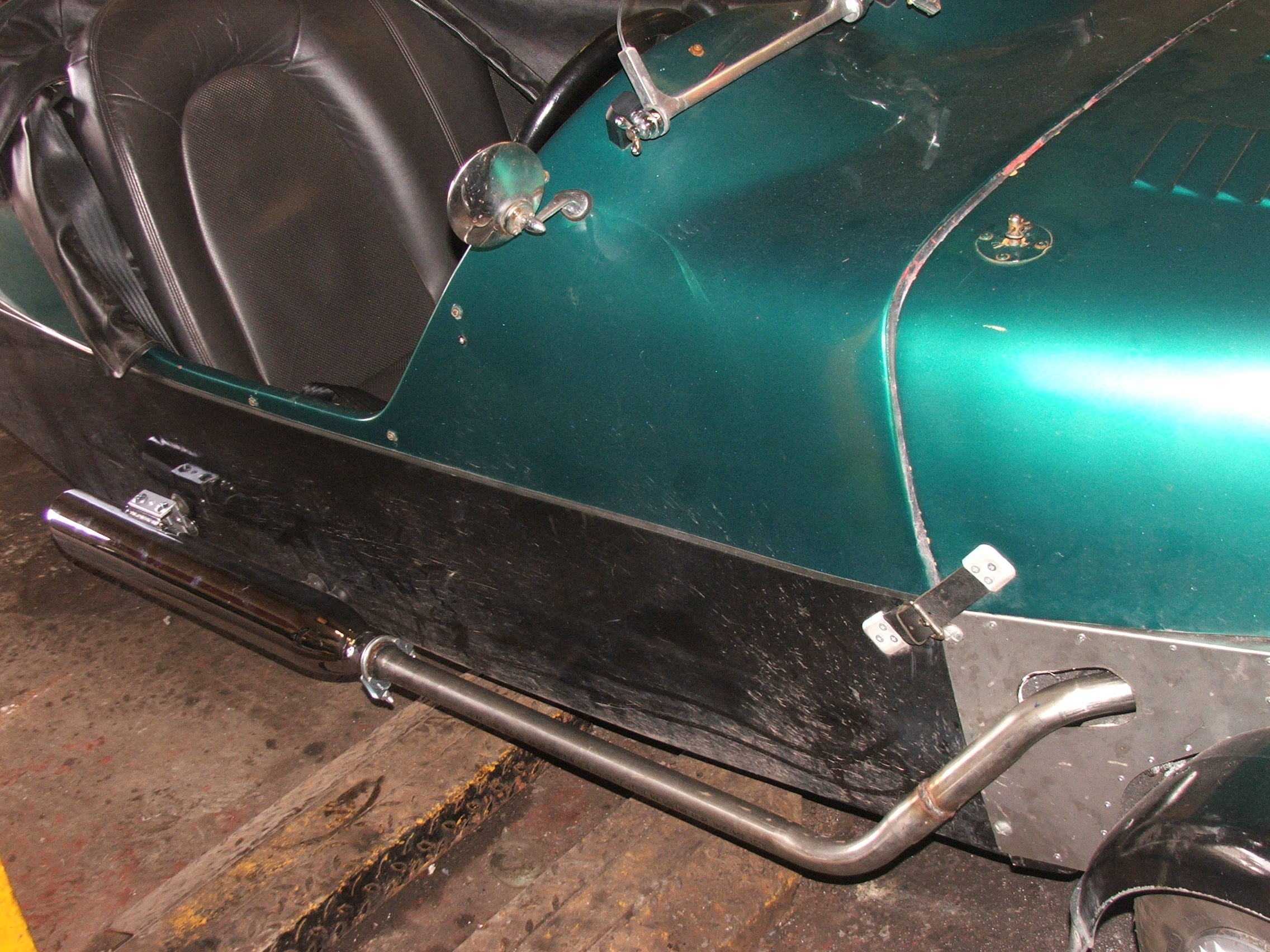 Posted in Exhausts , Garage Services , Project Cars | No Comments »