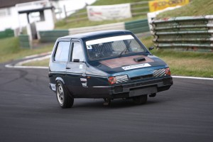 Reliant Robin track day car